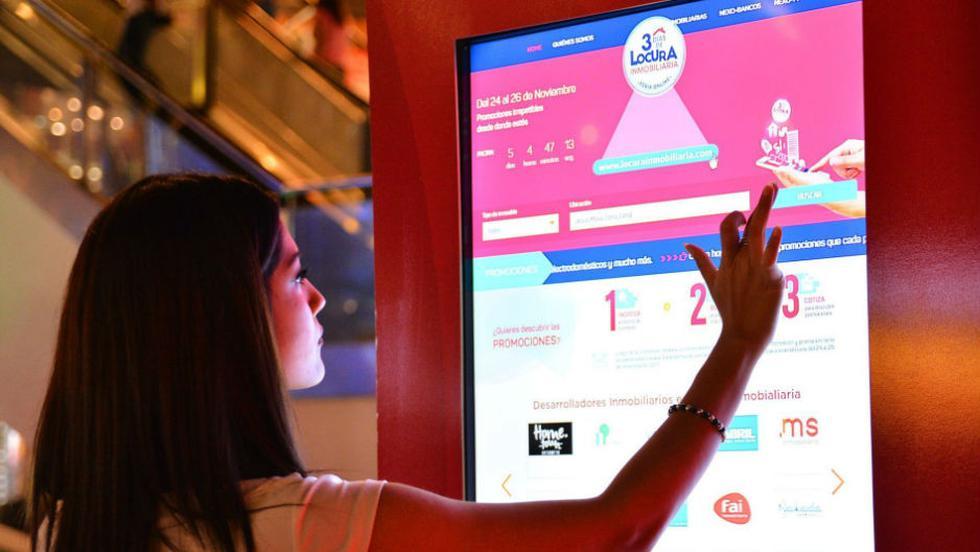 Feria inmobiliaria 'online' ofrecerá más de 15 mil viviendas.