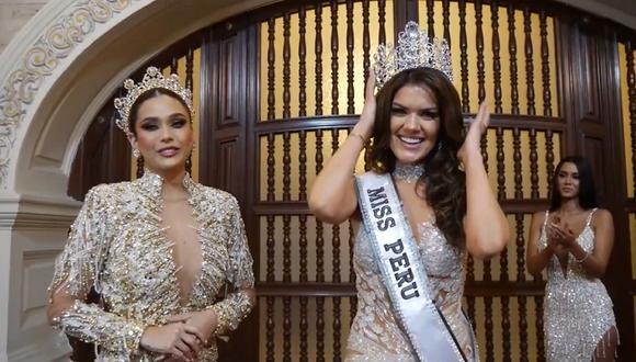 Yely Rivera, representante de Arequipa, se convirtió en la nueva Miss Perú. (Foto: @missperuofficial).