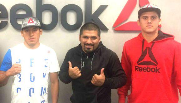 Pulles y Barzonla son preparados por 'El Pitbull' Iván Iberico. (Facebook)