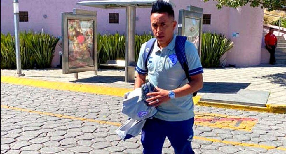 Christian Cueva no seguiría  más en Pachuca y Ricardo Gareca lo ayuda a buscar equipo