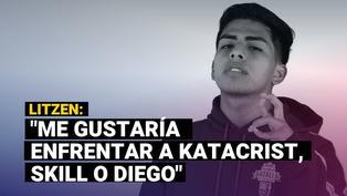 """LITZEN sobre la Red Bull 2021: """"Me motiva que hayan participantes de la liga femenina"""""""