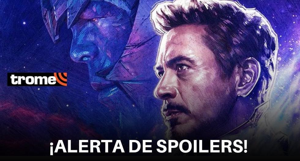 'Avengers: Endgame': ¿qué sucedió con Tony Stark en la última película de Marvel?