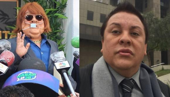 Jorge Benavides habló sobre Richard Swing. (Instagram/Facebook)