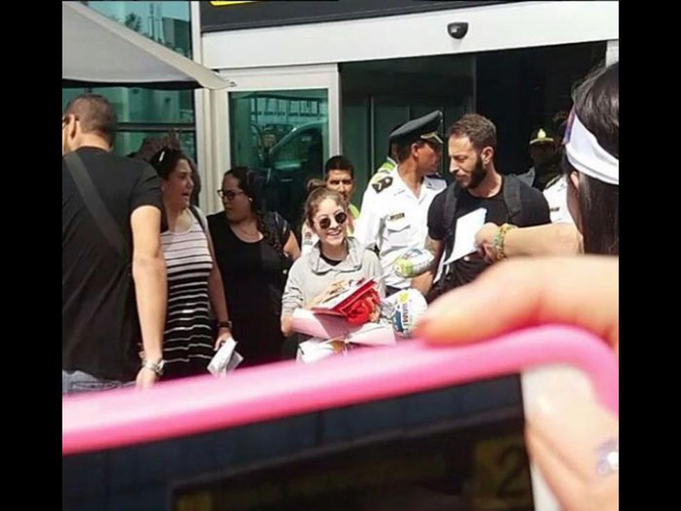 Soy Luna: Karol Sevilla llegó a Perú para concierto el 18 de abril en Jockey Club – Parcela H.
