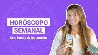 Horóscopo con Soralla de los Ángeles: Todas las predicciones de los ángeles para esta semana