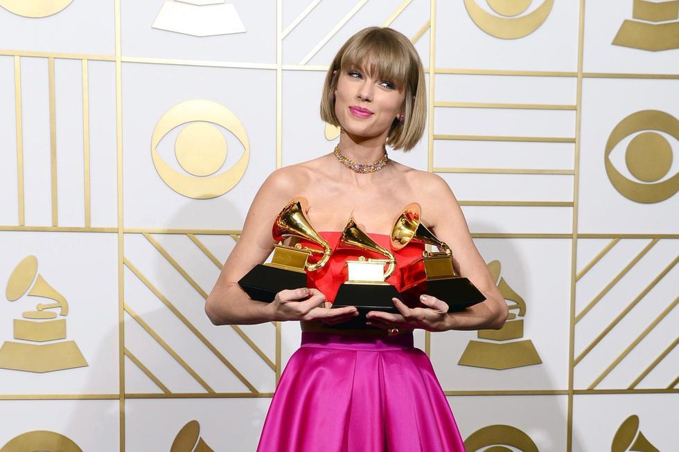 Grammy 2019: ¿Taylor Swift no asistirá a la gala?' (Foto: EFE)