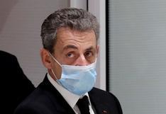 Tres años de cárcel: un escándalo más para el expresidente francés Nicolas Sarkozy
