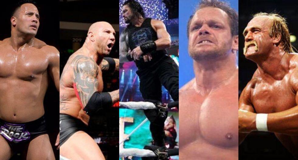 En esta lista encontrarás  a todos los ganadores de Royal Rumble. (WWE)