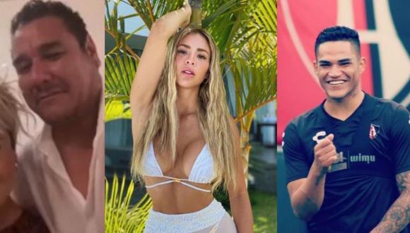 Sheyla Rojas termina relación para empezar a salir con Anderson Santa María