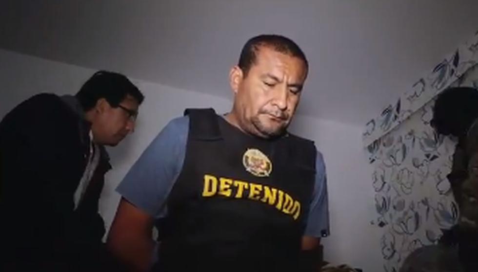 """Intervienen al alcalde Willington Ojeda por encabezar organización criminal 'Los Charlys del Sur"""""""