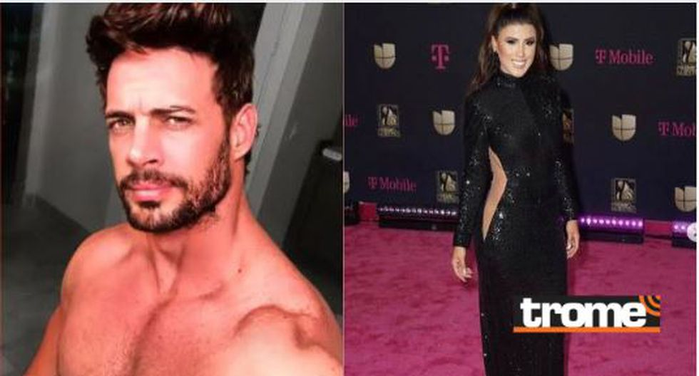 William Levy muestra su gusto por la salsera