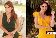 """Magaly Medina arremete contra Aneth Acosta por ir a la notaría de su esposo Alfredo Zambrano: """"Es una desubicada"""""""
