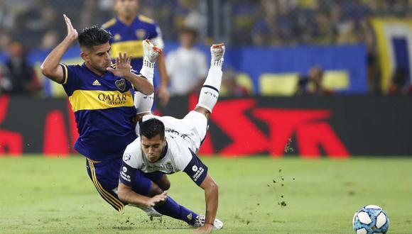 La valoración de los medios argentinos tras el partido de Carlos Zambrano con Boca Juniors fue muy baja. (Foto: AP)