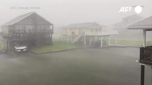 Desastre Natural: Tormenta Nicholas se convierte en huracán en su ruta a Houston