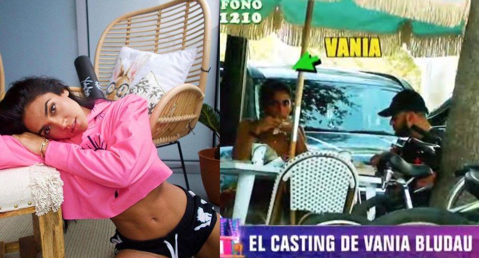 A semanas de su rompimiento con exnovio, Vania apareció al lado de misterioso galán. (Instagram/Captura Magaly TV)