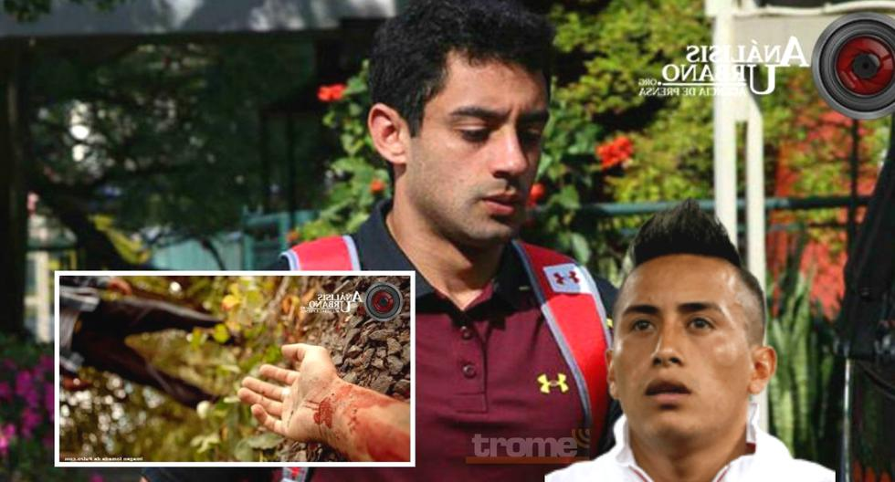 Compañero de Christian Cueva en Sao Paulo fue torturado por pareja de mujer casada.