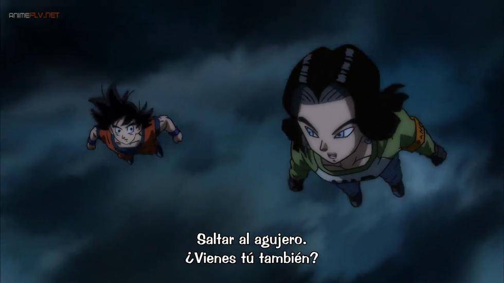 Gokú y C-17 ahora luchan contra traficantes de animales en 'Dragon Ball Super'. ¿Podrá Kakarotto convencer al androide para que pelee?