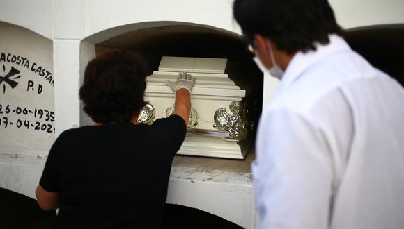 La cantidad de fallecidos aumentó este miércoles. (Foto: Hugo Curotto/GEC)