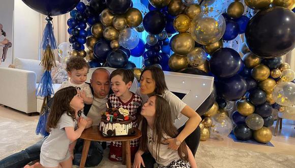 Iniesta es uno de los referentes del Vissel Kobe y su familia está feliz que permanezca en el club