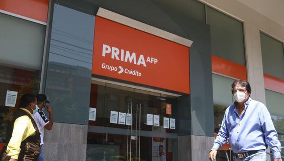 El registro de los afiliados que deseen acceder al retiro de hasta 4 UIT se hace a través del portal consultaretiroafp.pe (Foto: Andina).