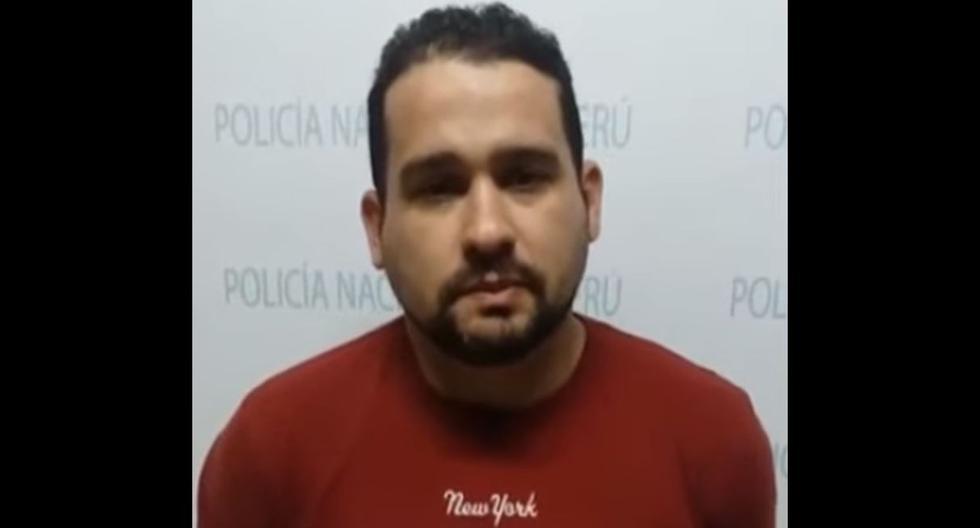 Detienen a extranjero tras intentar matar a su pareja y descubren que era buscado por feminicidio en Venezuela. Foto: Captura de ATV Noticias