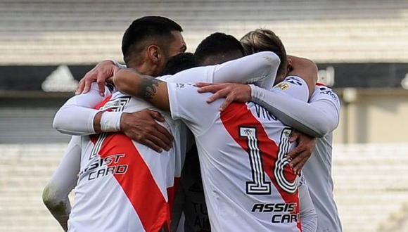 River Plate quedó eliminado de la Copa de la Liga Profesional a manos de Boca Juniors. (Foto: AFP)