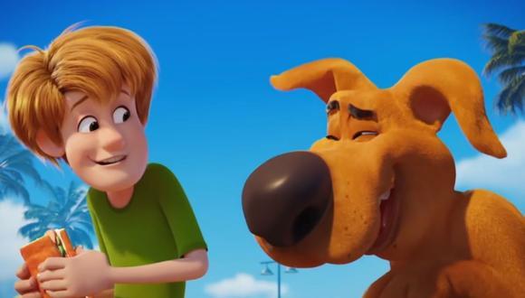 """""""Scooby"""" se estrenará de manera digital mediante plataformas como Apple TV, DirecTV y más. (Captura de pantalla)."""