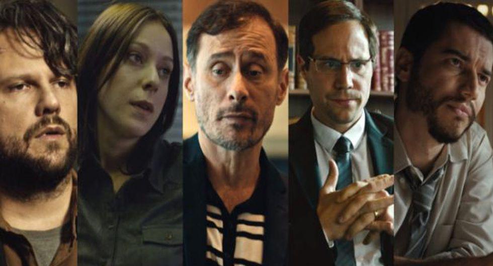 'El Mecanismo', serie de Netflix.