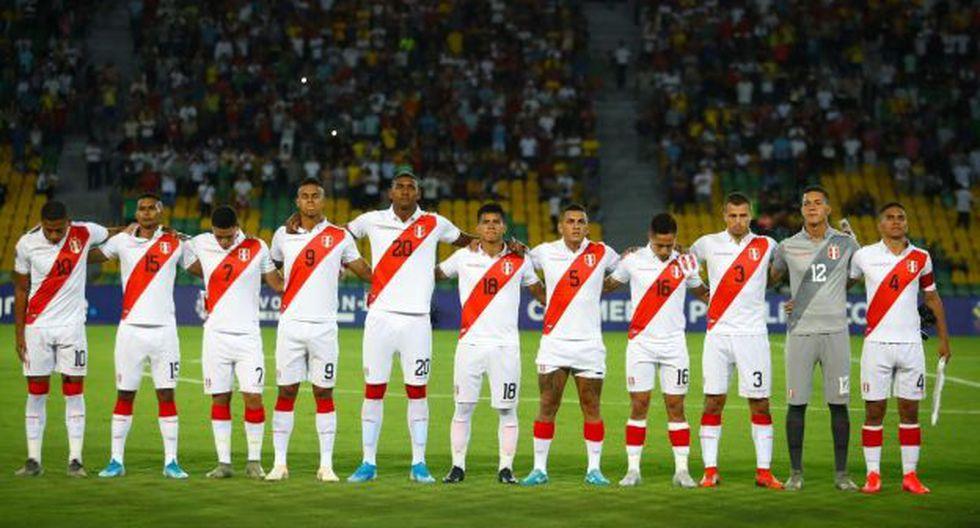 Perú y Paraguay jugarán este sábado por la fecha 2 del Preolímpico Sudamericano. (Foto: Selección Peruana)