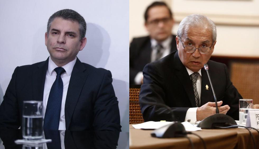Rafael Vela denunció que personal de Pedro Chávarry violó lacrado de oficinas allanadas en el Ministerio Público. (Foto: GEC)