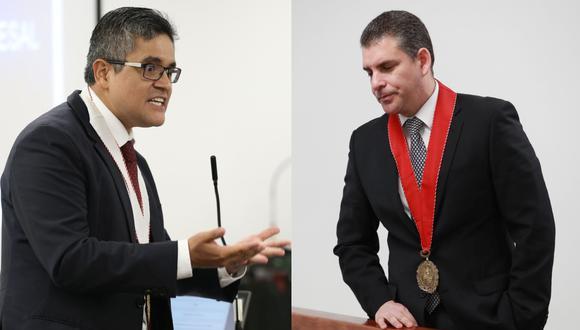 Los fiscales José Domingo Pérez y Rafael Vela fueron removidos del caso Lavajato