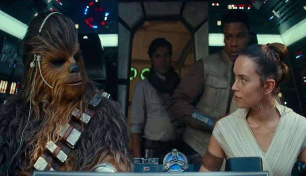 """Star Wars: The Rise of Skywalker"" estrenó su tráiler final. (Imagen: YouTube)"