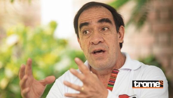 Yonhy Lescano habló con Trome sobre su candidatura presidencial, Acción Popular y la denuncia de acoso sexual en su contra