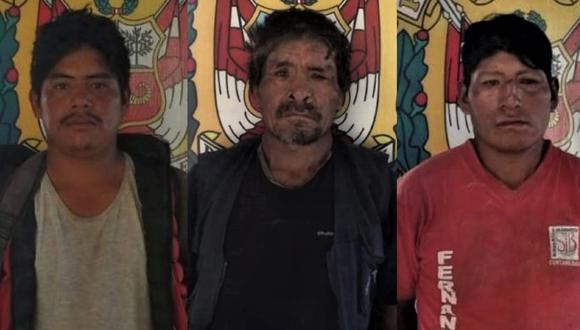 Arequipa: Intervienen a tres recicladores implicados en crimen de obrero, cuyo cuerpo fue arrojado a un canal de regadío en el distrito de Majes de la provincia de Caylloma.