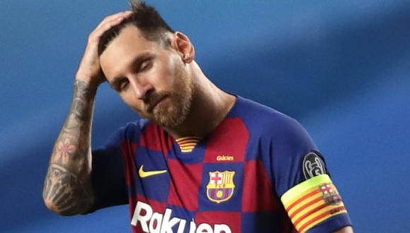 Lionel Messi está dispuesto a dejar el FC Barcelona tras 20 años. (Foto: AFP)