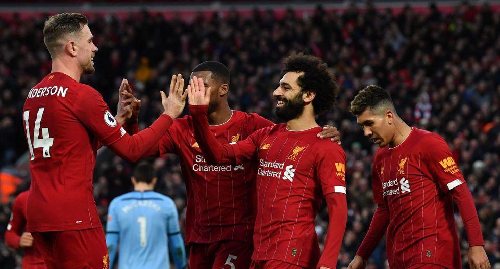 Liverpool sacó 22 puntos de ventaja: El campeón inevitable que puede perder 7 partidos y ganar el título de la Premier League