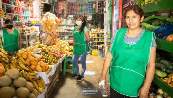 Ahora el objetivo de Doris Palián es llevar a su tienda al top de las mejores bodegas de la zona de Chorrillos. (Foto: José Rojas)