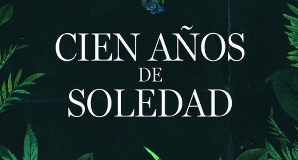 Netflix hará serie de novela de Gabriel García Márquez