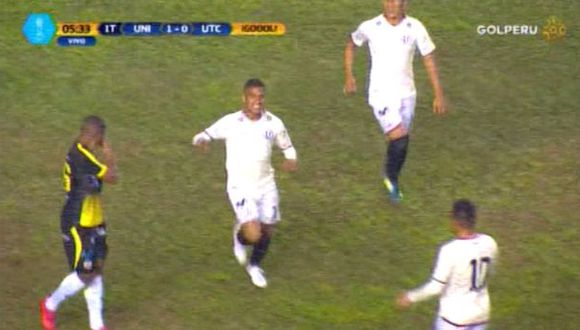 Gol Universitario