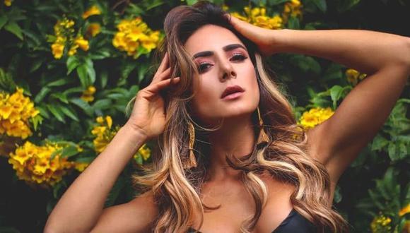 "Johanna Fadul interpretó a 'Daniela', la hija de 'La Diabla', en ""El final del paraíso"" (Foto: Instagram/Johanna Fadul)"