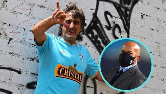 Horacio Baldessari sufre por campaña de Cristal en Copa Libertadores (Foto: GEC)