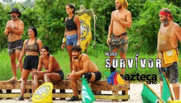 Conoce cómo ver el capítulo 58 de Survivor México 2021 ONLINE este viernes 6 de julio en Azteca Uno