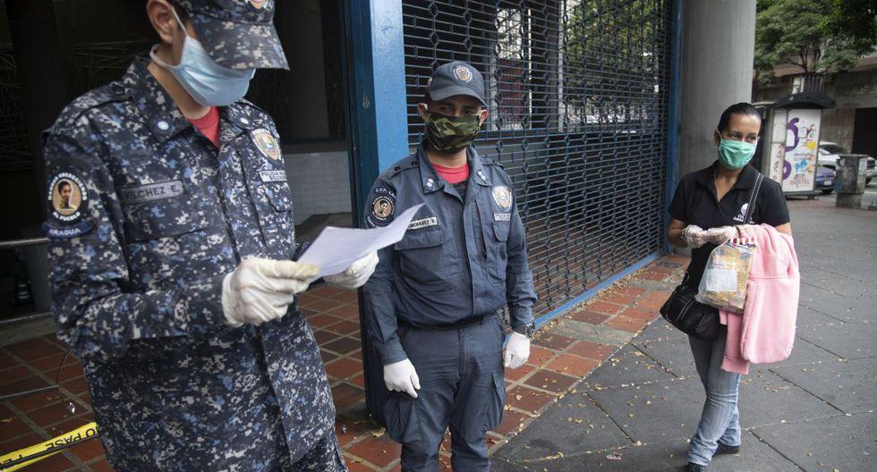 Venezolanos regresaron este fin de semana a su país por la crisis económica derivada de la cuarentena | TROME | Carlos Becerra/Bloomberg
