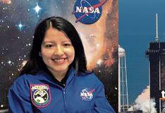 Rosa Ávalos, la peruana que vendía higos con su abuelita y hoy triunfa como ingeniera en la NASA
