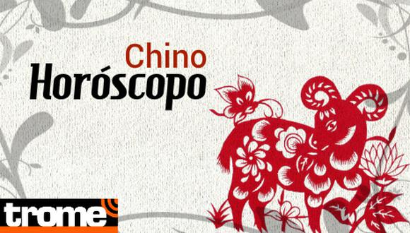 Horóscopo chino de hoy enero 01 de 2016.
