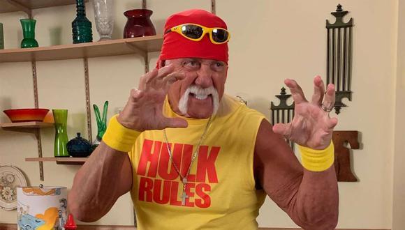 La opinión de Hulk Hogan sobre el coronavirus. (Foto: WWE)