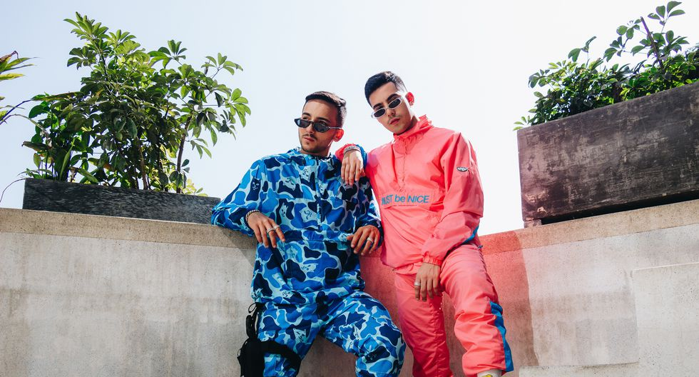 """""""Quédate"""" es el nuevo sencillo que Inti y Vicente traen a la escena urbana. (Foto: Difusión)"""