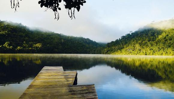 La Laguna Azul es el atractivo turístico más popular de Tarapoto. (Archivo GEC)