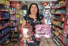 """Flor Rojas: """"Comencé vendiendo marcianos y ahora tengo mi bodega"""""""