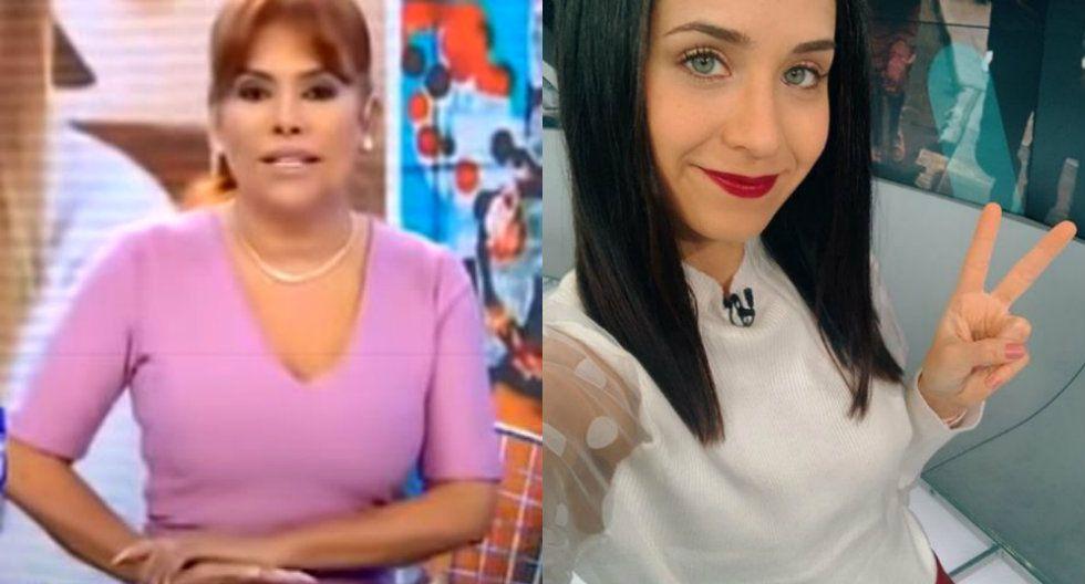 Magaly Medina critica a Sigrid Bazán | TROME
